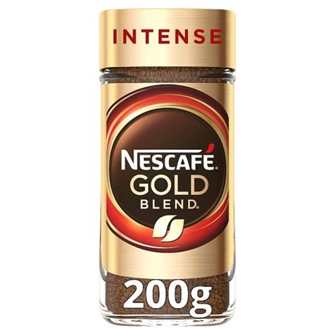 How to make the perfect coffee with nescafe. Nescafe Black Gold Instant Coffee 200G - Tesco Groceries
