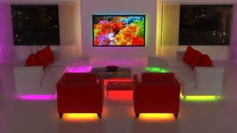 led interior home lights modern interior design ideas to brighten up rooms with led lighting fixtures