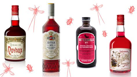 Coloring Vodka by Bug Based Coloring Cochineal Makes A Comeback In Spirits