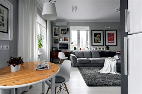 modern small living room ideas small apartment in a scandinavian style of and
