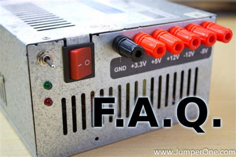 Pc Power Supply To Bench Power Supply by Converting Atx Power Supply To Lab Bench Power Supply F A