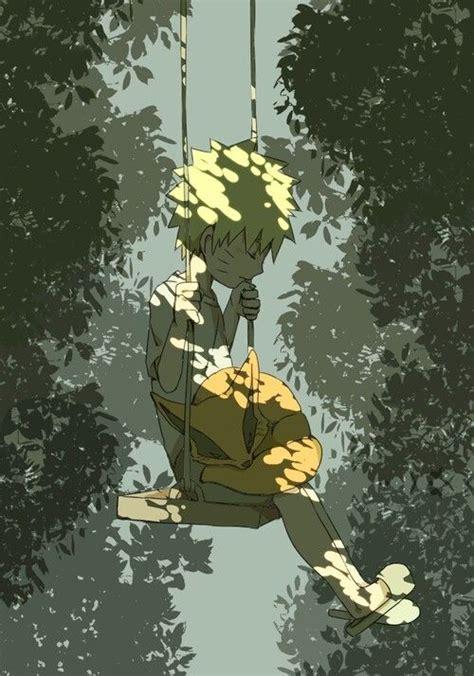 naruto swing young childhood kyuubi kurama