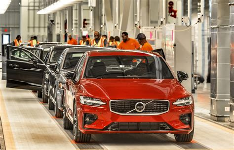 usa volvo launches  sedan