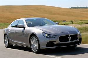 2014 Maserati Ghibli Front Right Side View 3 Photo 36