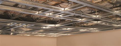 1 1 2 quot drywall suspension system commercial ceilings