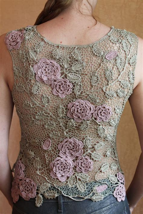free form crop image online 874 best images about irish lace clothing on pinterest