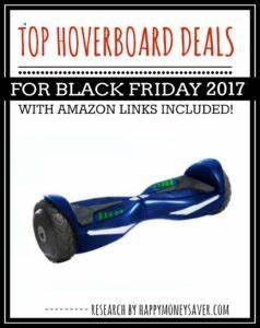 Hoverboard Black Friday : top black friday deals 2017 amazon price comparison ~ Melissatoandfro.com Idées de Décoration