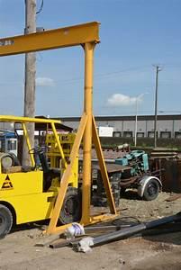 Dsc 0030 Jpg Of Ton Handling Systems Hsi Gantry Crane On