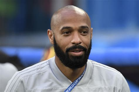 Thierry Henry quits TV to focus on coaching - Punch Newspapers