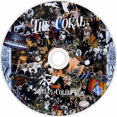 Coral Fanart Singles Tv Album Cd 417f