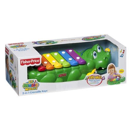 Save On Toys!: Fisher-Price 2-in-1 Crocodile Xylophone