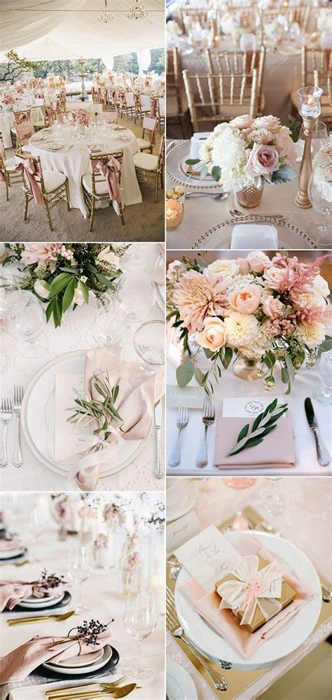 top   elegant wedding table setting ideas