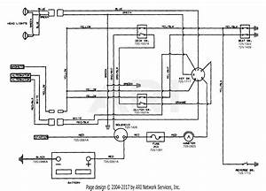 Mtd 14ai845h372  1999  Parts Diagram For Electrical