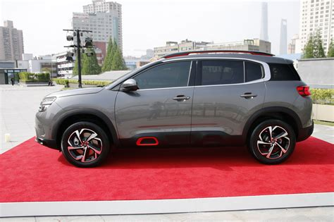 le citroen  aircross dans le detail en   photo
