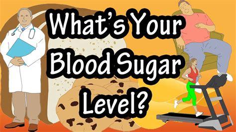 high blood sugar levels blood glucose levels
