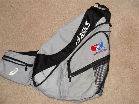 Usa Wrestling Gear Bag