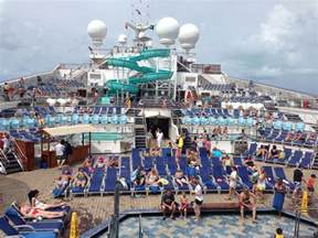 Allure Of The Seas Deck Plan by Carnival Liberty Bahamas Cruise Review Day 2 Scott