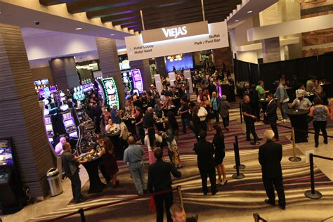 viejas casino resort opens expanded casino with 1 000 slots business wire