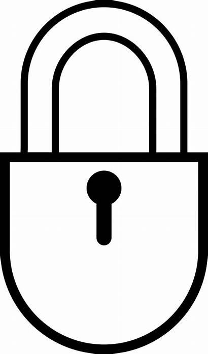 Lock Clipart Icon Svg Transparent Pick Onlinewebfonts