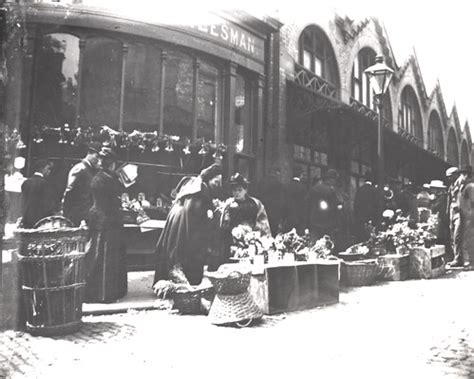 036467:Green Market Newcastle upon Tyne Unknown c.1890 ...