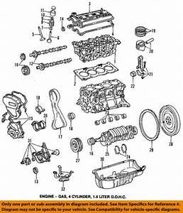 1995 Mercury Tracer Engine Diagram