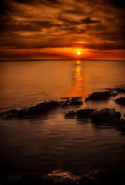 Paisagens Sunset Imagens Sunrise Animated Hdr Gifs
