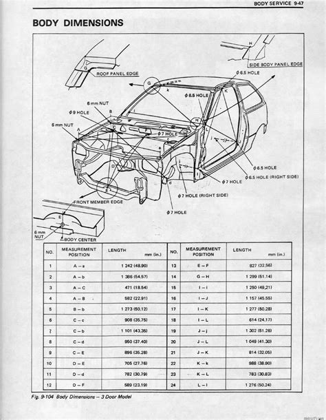 Suzuki Sidekick Wiring Diagram Imageresizertool