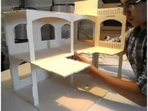 construire sa chambre de culture construire une maison de poupée rosine minicrea
