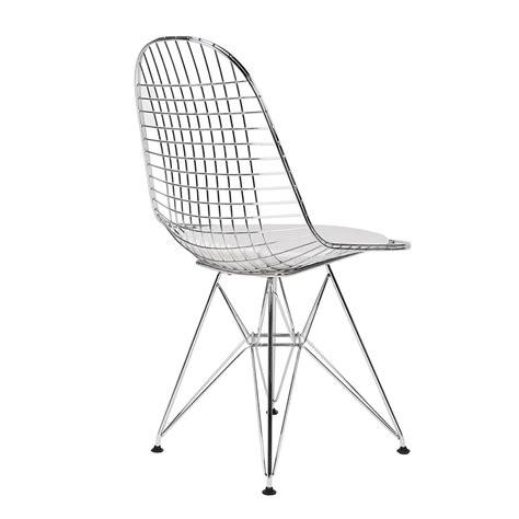 replica eames wire chair