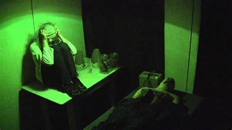raleigh jaycees haunted house trailer terror
