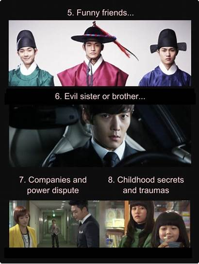 Kdrama Drama Korean Rooftop Heirs Boys Memes
