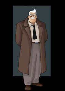 commissioner gordon by nightwing1975 on DeviantArt