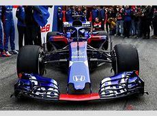 The Scuderia Toro Rosso STR13 is revealed Photo gallery