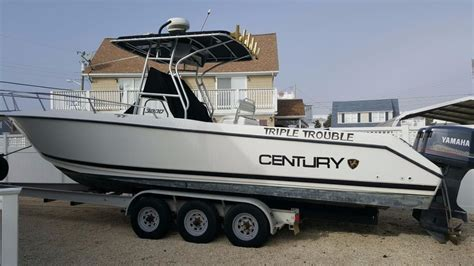 Century Boats For Sale In Nj by 1999 Century 3000 Center Console Power New And Used Boats