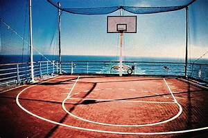 outdoor basketball court sportworks field design outdoor With outdoor basketball court with lights near me