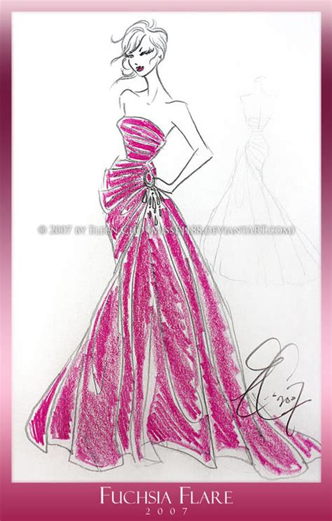 fashion design sketches 55 inspiring fashion sketches illustrations