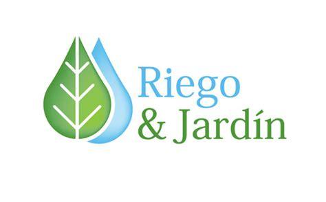 diseno logotipo  papeleria riego jardin salome alcaino