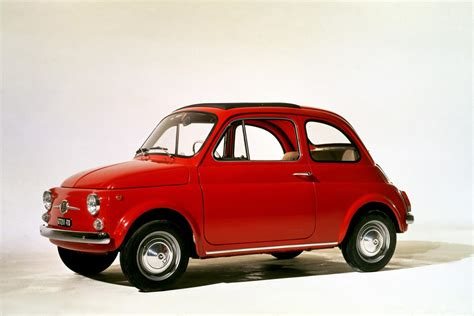 1958 Fiat 500 Pictures History Value Research News