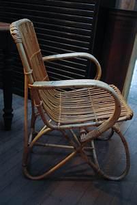 Fauteuil En Osier : fauteuil en osier par le marchand d 39 oublis ~ Melissatoandfro.com Idées de Décoration