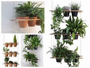 Jardiniere Interieur : 10 jardini res suspendues pots de fleurs suspendre ~ Melissatoandfro.com Idées de Décoration