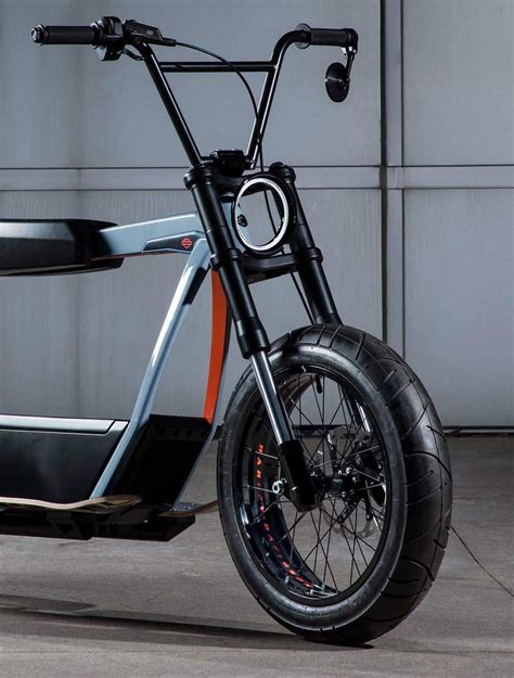 harley davidson electric scooter concept