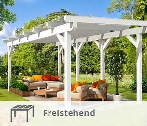 Pergola Freistehend Holz : terrassen berdachung kaufen terrassendach jetzt bis zu 50 ~ Whattoseeinmadrid.com Haus und Dekorationen