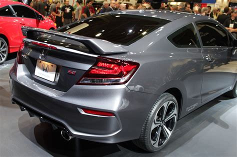 Find detailed specifications and information for your 2012 honda civic sedan. Modified 2014 Honda Civic Coupes Hit 2013 SEMA Show ...
