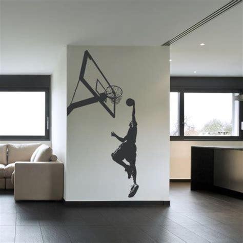 stickers chambre gar輟n 15 épingles chambre de basket pour garçons incontournables chambre de style basketball chambre à thème sport pour garçon et stockage