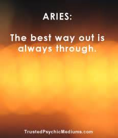 Aries Quotes and Sayings