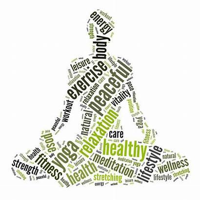 Health Fitness Yoga Meditation Benefits Terminology Right