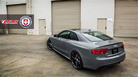 Audi Rs5 Grey by Tag Motorsport Audi Rs5 In Nardo Grey