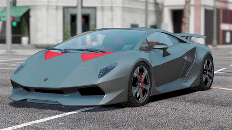 Lamborghini Sesto Elemento For Gta 5