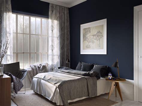 navy blue and grey bedroom color schemes bedroom design