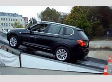 Video Audi Q5 versus BMW X3 fourwheel drive system test